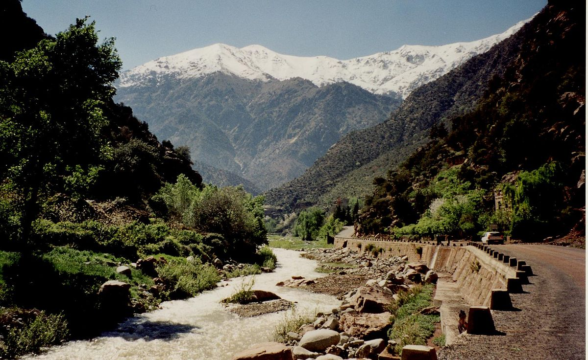 La vallée d'Ourika en une journée