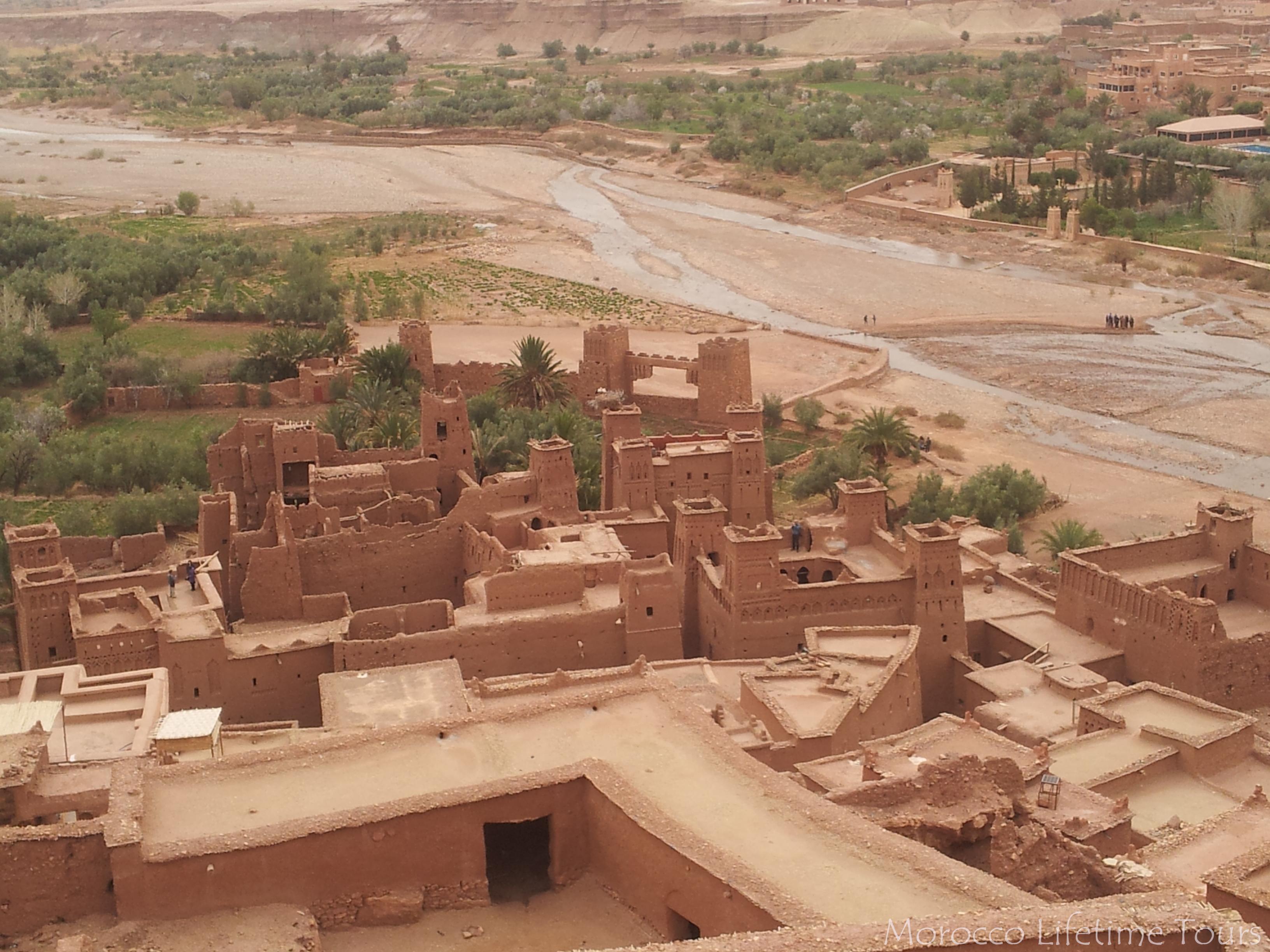 Excursion Ouarzazat Ait Benhdo 1 Jour