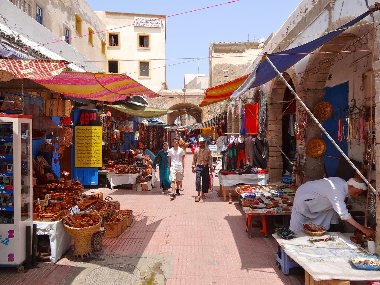 Excursion Essaouira en une journée