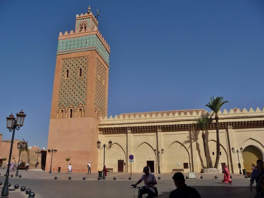 Marrakesch Stadtrundfahrt 1 Tag von Agadir
