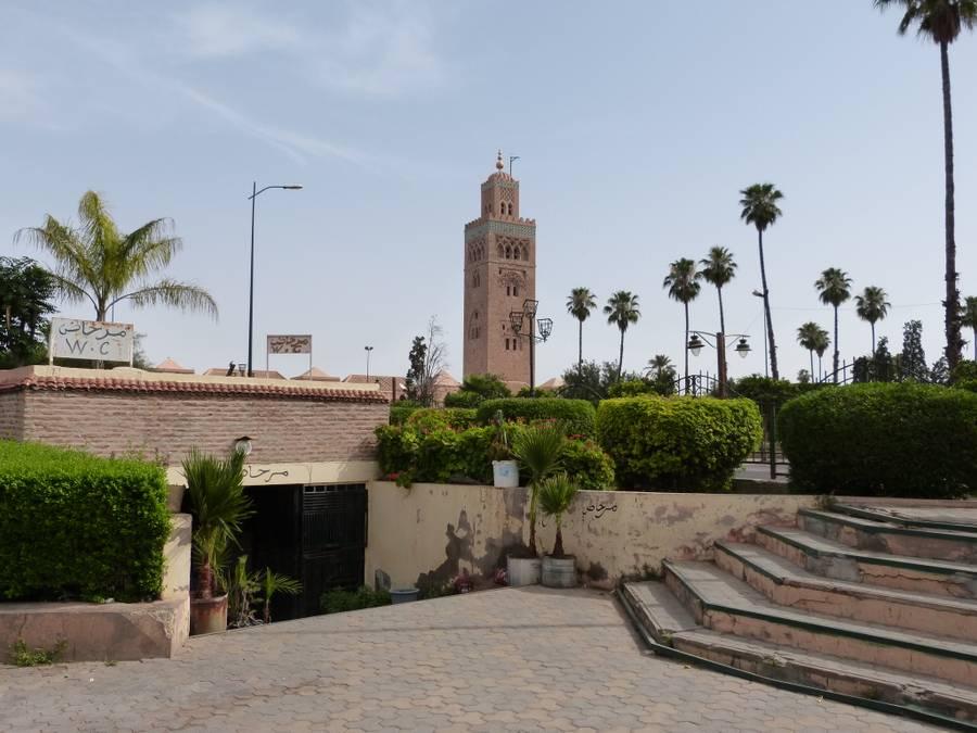 Explorez Marrakech Une Journée à parti d'agadir