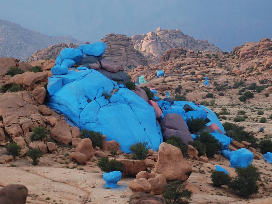 Explorez Tafraoute et Tiznit - Excursion privée d'une journée