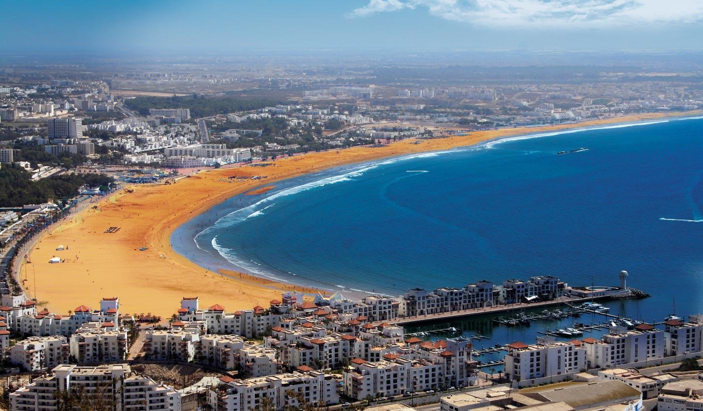 Explorer Agadir en 3 Heures
